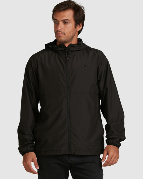 ADIV TRANSPORT WINDBREAKER JACKET