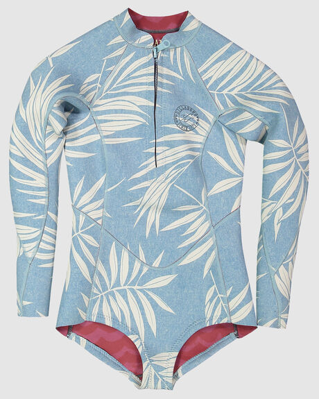 TODDLER SALTY DAYZ - 2MM LONG SLEEVE SPRINGSUIT