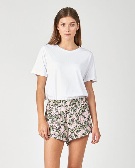 PALM FRENCHIE SHORT