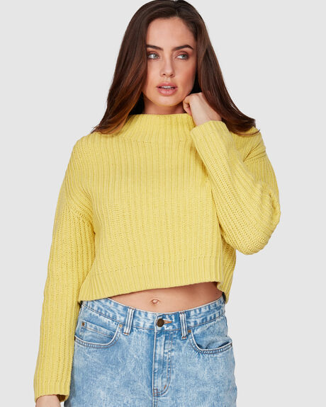 BRIGHT LIFE SWEATER