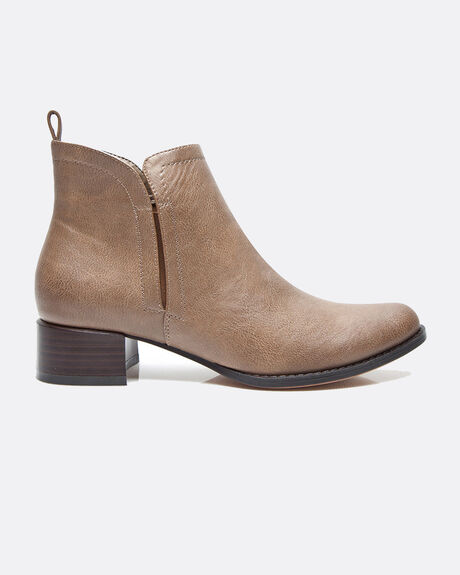 SELINA BOOT TAUPE