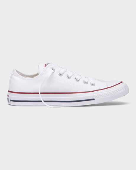 CONVERSE CHUCK TAYLOR ALL STAR LOW OPTICAL WHITE