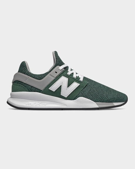 NEW BALANCE 247 V2 KNITTED MESH SHOE