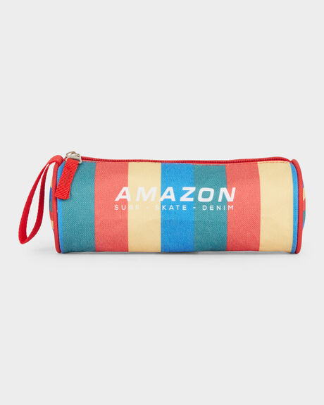 STRIPE PENCIL CASE