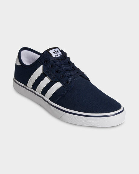 SEELY CANVAS BLUE