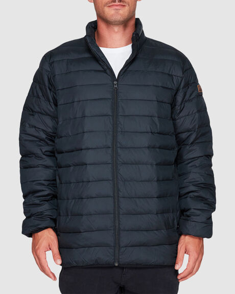 CALY WATER RESISTANT PUFFER JACKET