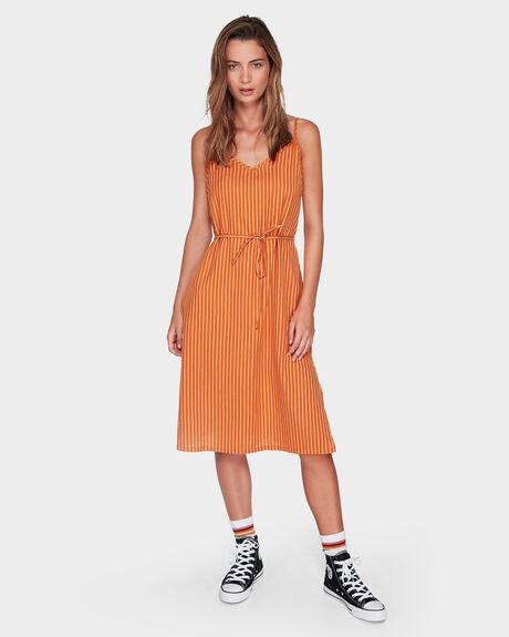 HONEY STRIPE DRESS