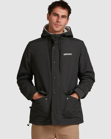 TAHOE REVERSIBLE SHERPA JACKET