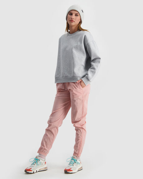 WOMENS RISE TRACKPANT