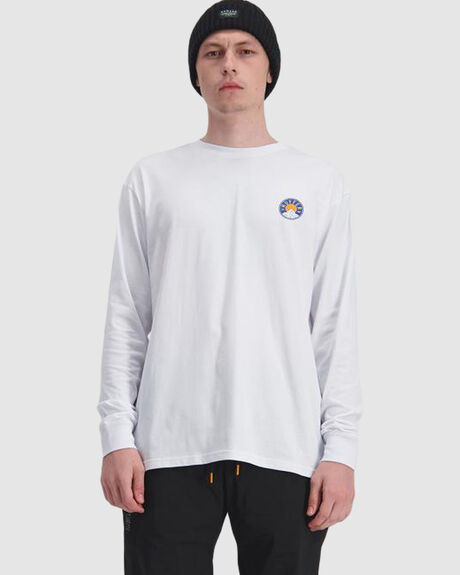 LS SUP TEE/TRICKLE TRAIL