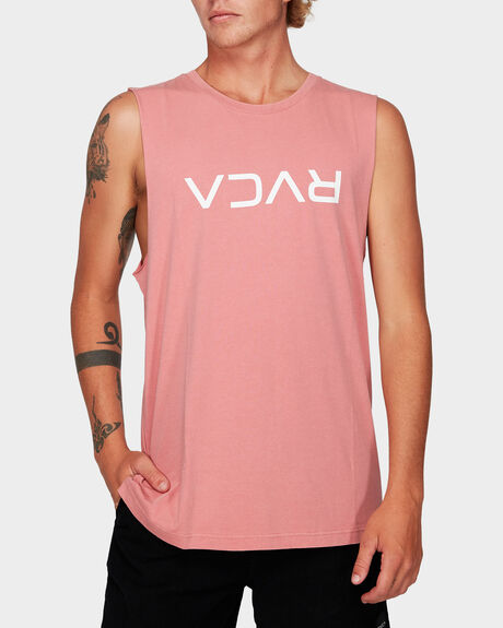 RVCA FLIPPED MUSCLE