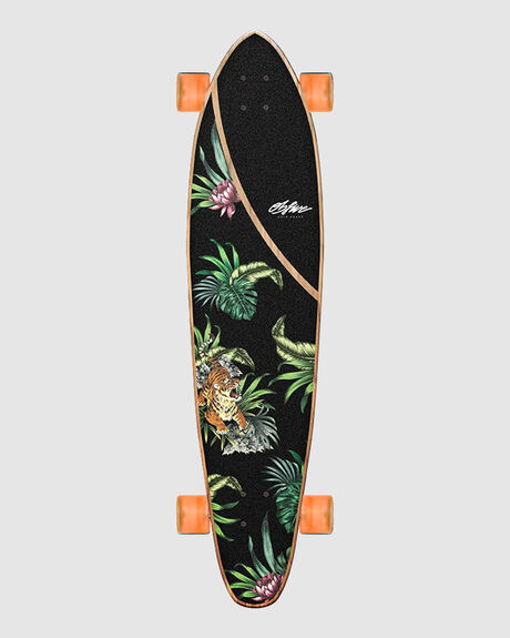 """""""PSYCHED TIGER LONGBOARD 38"""""""""""""""