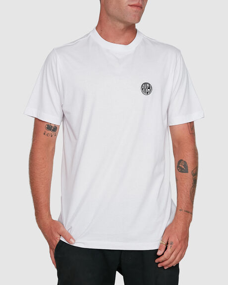 MENS RAVE BALL SHORT SLEEVE TEE
