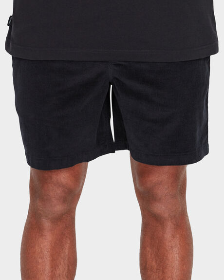 LORD OF CORD ELASTIC WALKSHORT