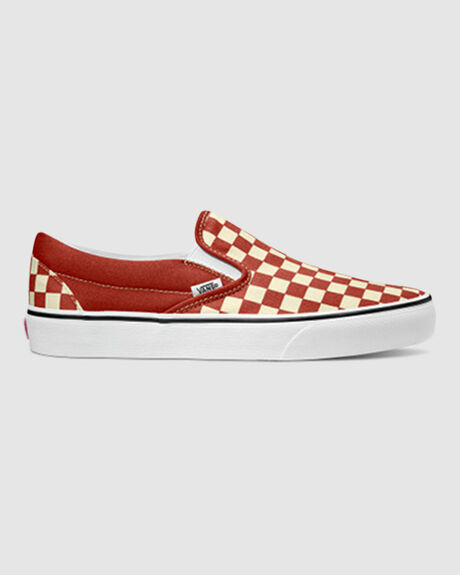 CLASSIC SLIP ON CHECKER PICANTE