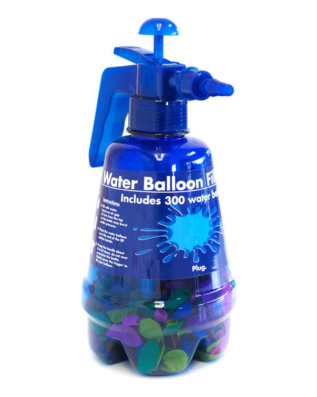 WATER BALLOON FILLER WITH 300 BALLOONS