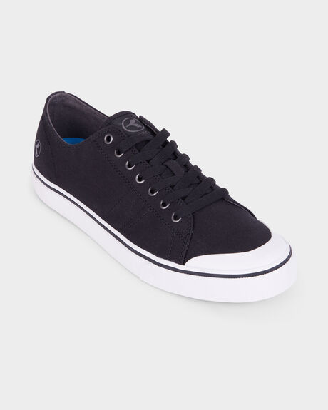 SLIM VULC BLACK SHOE