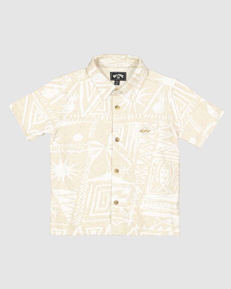 GROMS LOAFER BUTTON UP