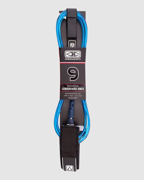 L/BOARD KNEE LEASH 9