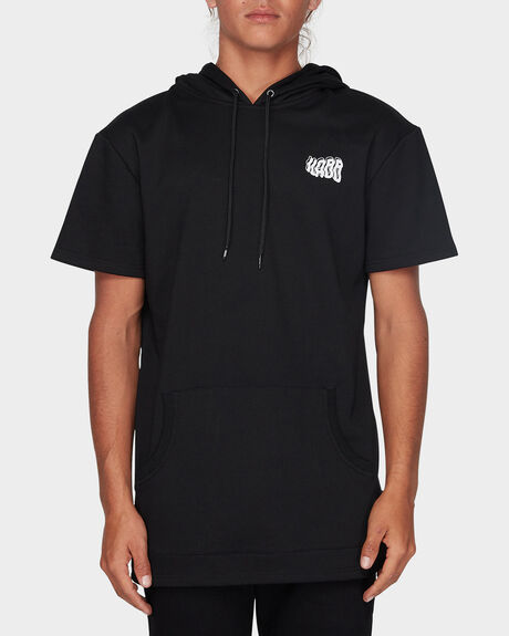 VAPOUR HOODED TEE