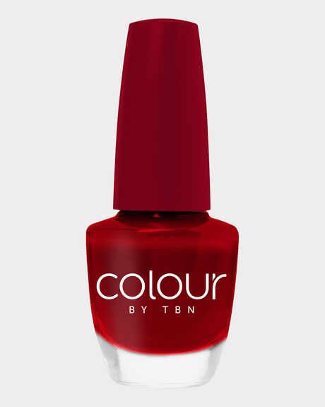 COLOUR BY TBN NAILS CHINA RED