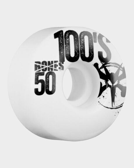 BONES WHLS 100