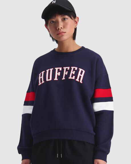ITSUKI SLOUCH CREW 2.0 JUMPER
