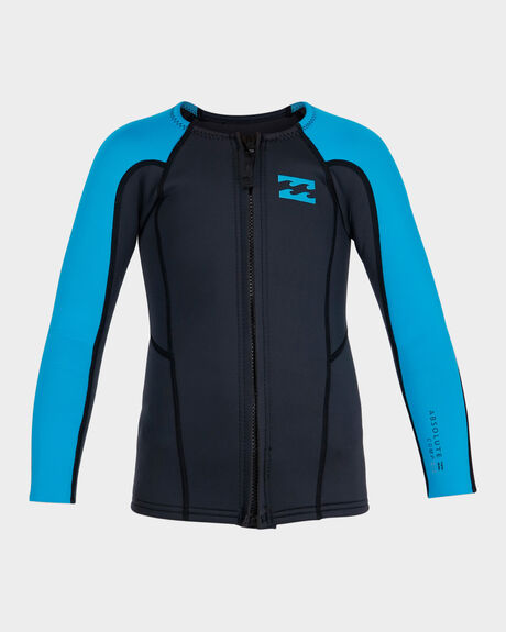 BOYS ABSOLUTE - 202 FRONT ZIP JACKET