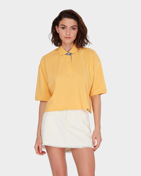 COLUMBIA POLO TOP