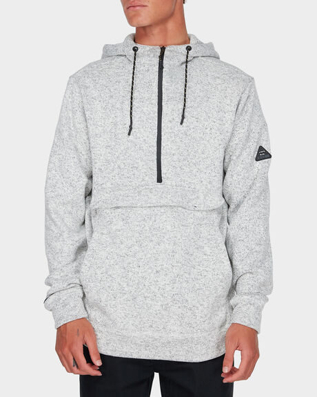 BOUNDARY PULL OVER HOODIE