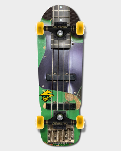 BAD BRAINS BASS GTR 9.5