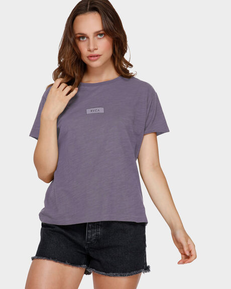 FOCUS PATCH SS TEE