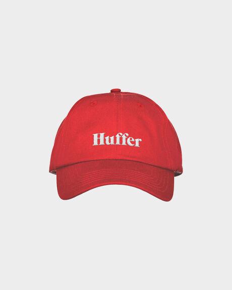 BUST A CAP / HUFFER
