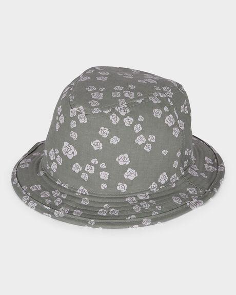 RVCA ROSA HAT