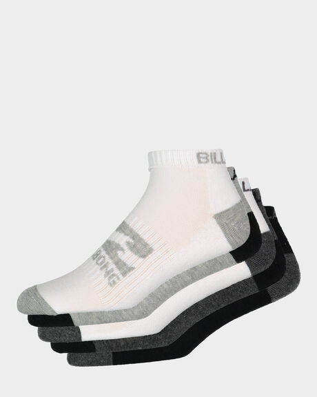 ANKLE SOCK 5 PACK