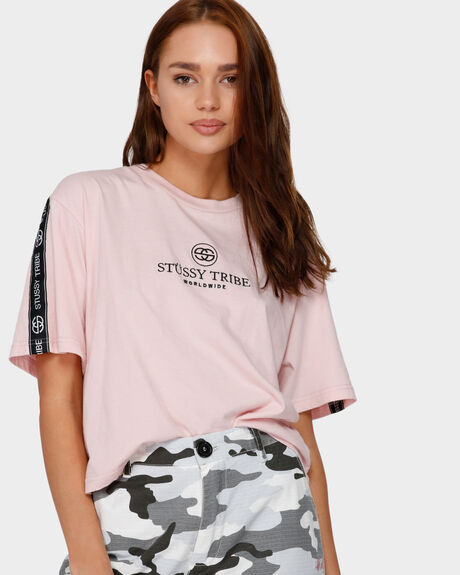 FAITH CROP OS TEE
