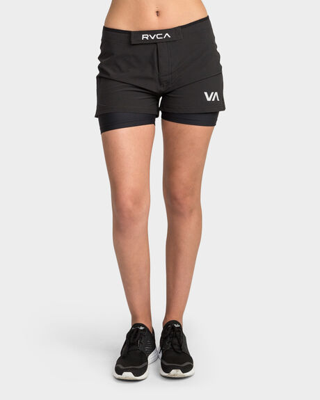WOMENS GRAPPLER ACTIVE SHORT