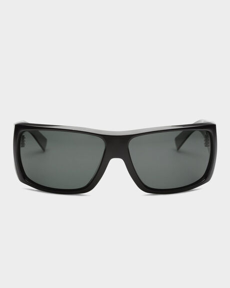 THE INSIDER-MATTE BLK/GRY