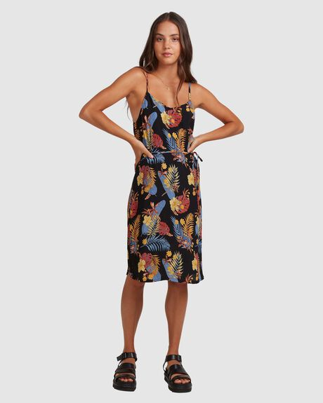 AMELIE TROPICAL DRESS