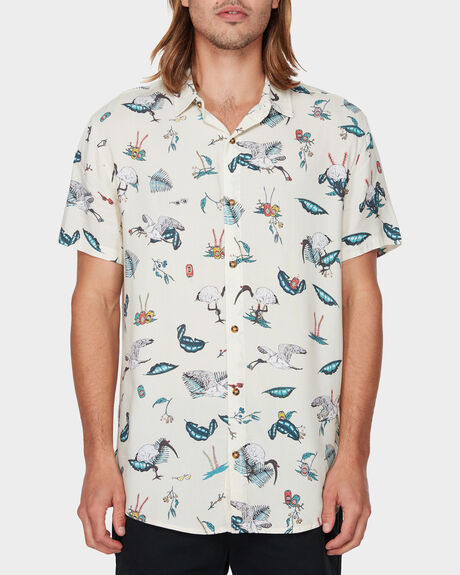 THE IBIS SHORT SLEEVE SHIRT