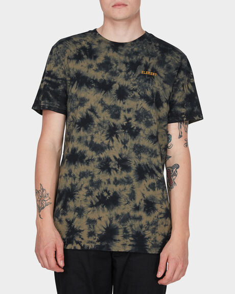 RAINS SHORT SLEEVE TEE