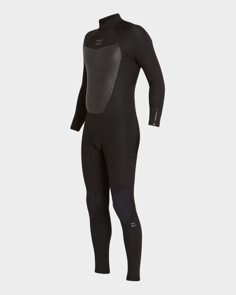 ABSOLUTE COMP 302 BACK ZIP FULLSUIT