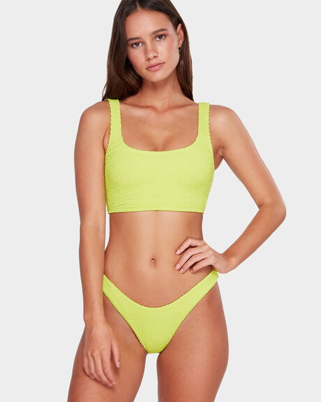 SUMMER HIGH CROP TANK BIKINI T