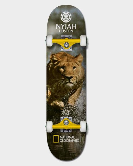NAT GEO NYJAH LION 7.75