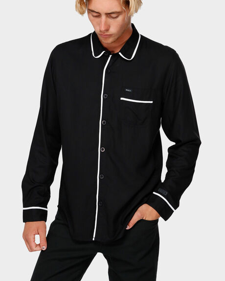 RVCA X HIGHLINE LONG SLEEVE SHIRT