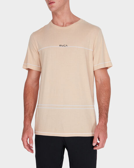 TONALLY RVCA STRIPE TEE