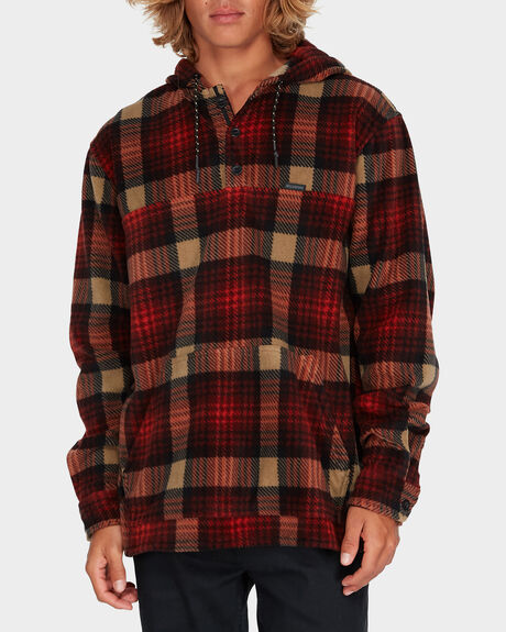 FURNACE ANORAK LONG SLEEVE SHIRT