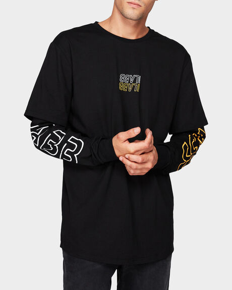 TRICKY DOUBLE SLEEVE TEE
