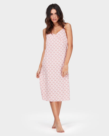 PALMERA SLIP DRESS