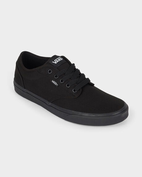 ATWOOD (CANVAS) BLK / BLK